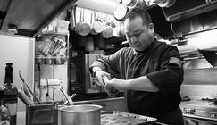 フランス料理 Gaucher(ゴーシェ)オーナーシェフ 齋藤 勉