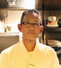 旬家 和しん 料理長 加賀谷 晋介氏