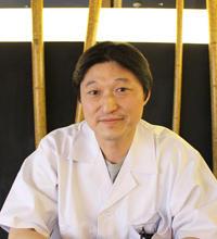 ホテル一栄 和調部執行役員 料理長 松林 国広氏