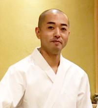鮨 かんび 主人 樋渡 博之氏