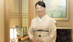 株式会社 五葉商事/日本料理 花はん 取締役女将 澁谷容子さん
