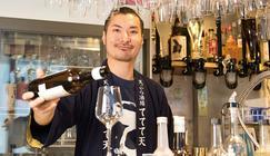 株式会社 クロールアップ/天ぷら酒場 ててて天 一番町 若旦那 佐竹佑介さん