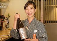 みんなの株式会社/魚・炭・酒 おはし 二日町 女将 青栁 詩穂美さん