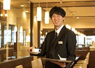 テンザ ホテル 仙台ステーション Trattoria W 仙台店 店長 大山 達也さん