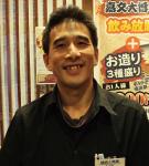 株式会社嘉文/鮪・活魚料理 嘉文 合戸 誠さん(40才)
