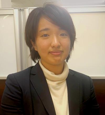 株式会社海帆 人事課 伊藤 舞氏