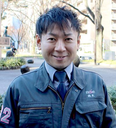 株式会社芋銀 経営企画室 室長 兼 外食事業部 部長 鶴見 哲氏