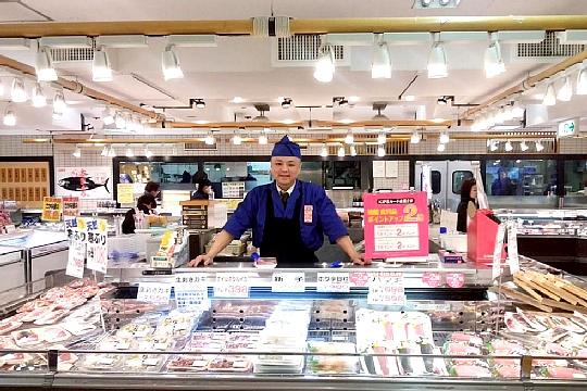 上本町近鉄百貨店 求人情報