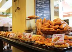 ル・クロワッサン 求人 種類豊富でたくさんのパン作りが経験でき、上達も早い環境ですよ!