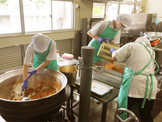 中央フードサービス株式会社/小学校給食 求人