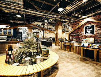 GRAND lodge CAFE & RESTAURANT/キャンパルジャパン株式会社 求人