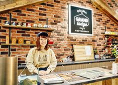 GRAND lodge CAFE & RESTAURANT/キャンパルジャパン株式会社 求人 メニューやオペレーションなど、柔軟なアイデアや提案は随時歓迎!のびのびと働ける職場です!