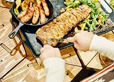 GRAND lodge CAFE & RESTAURANT/キャンパルジャパン株式会社 求人 各種料理にこだわりあり!食材のポテンシャルを活かすメニュー構成にて営業中!