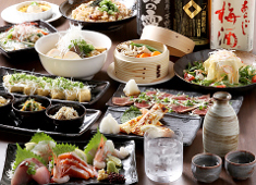 【美味旬菜靖馬】【美味旬菜和馬】株式会社靖馬 求人 お客様のニーズに合わせた和ベースの幅広いジャンルの料理を提供するため、調理経験のジャンルは問いません。