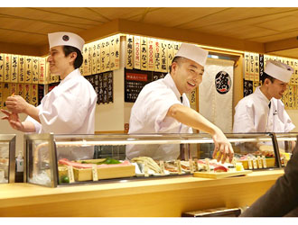 寿司 魚がし日本一(株式会社にっぱん) 求人