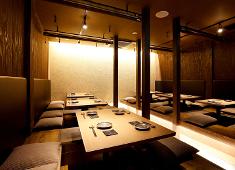 【美味旬菜靖馬】【美味旬菜和馬】株式会社靖馬 求人 現場スタッフが輝ける環境の中で、ヤリガイと充実感・成長を感じながら一緒にお客様をおもてなししませんか。