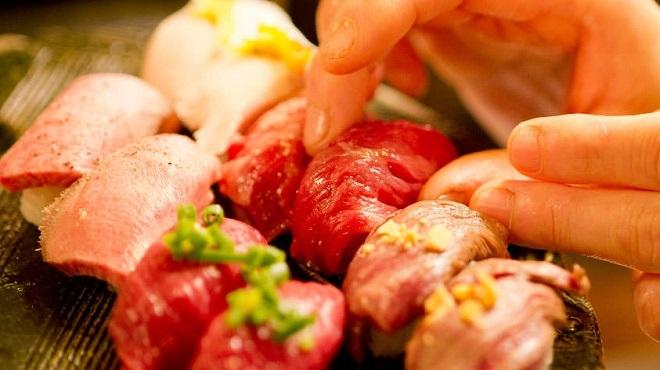 肉料理専門居酒屋 吉祥寺肉寿司