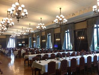 衆議院本館2F レストラン・モア