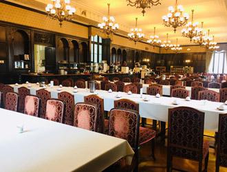 参議院本館2F レストラン・モア
