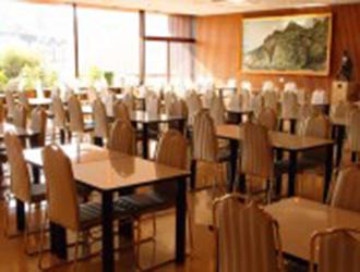 新宿区立文化センター レストラン・モア