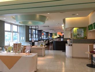 自治医科大学附属病院 Restaurant& Cafe Moi(レストラン&カフェモア)