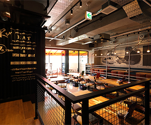 CRAFT KITCHEN Mid.Ru 横浜西口店