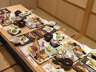 すし屋銀蔵 nonowa武蔵小金井店