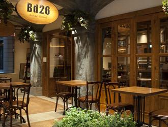 Bd26 横浜店 (バールデルジロー)
