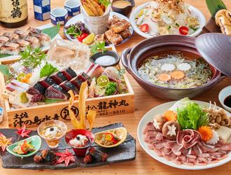 土佐わら焼き 第十八 龍神丸水戸内原店