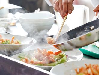 東洋大学 白山キャンパス内学生食堂