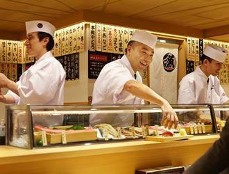 寿司・和食 魚がし日本一 田町店