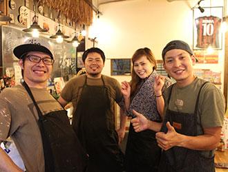 Okinawa Dining はりくやまく