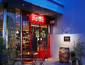 ItalianBar & Restaurant ALBERGO