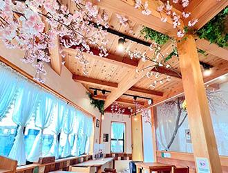 桜キッチンカフェ