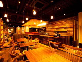 銀座2丁目ミタスカフェ