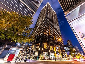 ラ・ベランダ アパホテル&リゾート〈御堂筋本町駅タワー〉