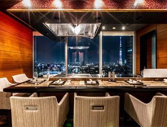 鉄板焼 七海 アパホテル&リゾート〈両国駅タワー〉