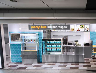 マンゴツリーキッチン 東京駅グランスタ