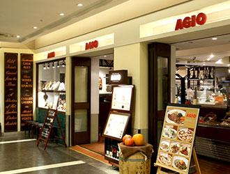 マーケットレストランAGIO ルミネ横浜店