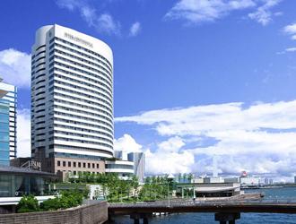 ホテル インターコンチネンタル 東京ベイ内社員食堂