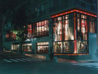 cafe LA BOHEME 麻布十番