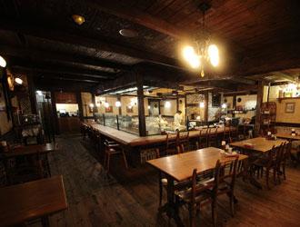cafe LA BOHEME 北青山