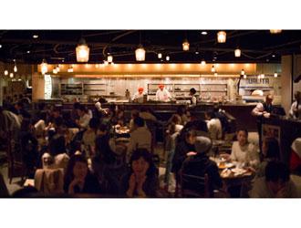 cafe LA BOHEME クアリタ 渋谷