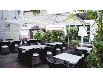 cafe LA BOHEME 自由ヶ丘