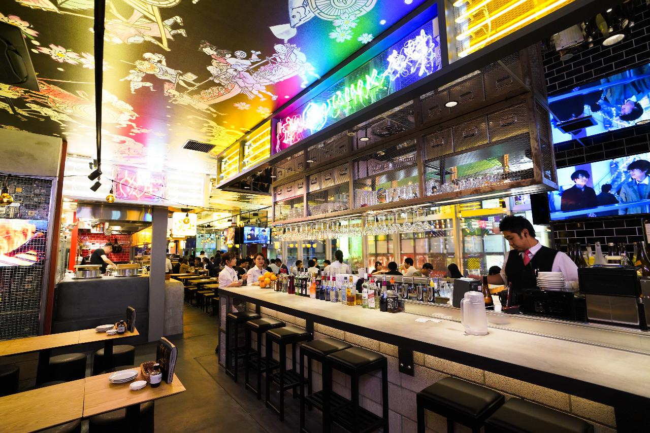 BAR花魁(Japan Kitchen Akiba) 求人情報