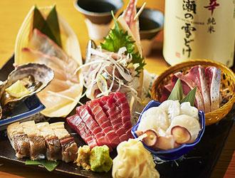 藁焼きと茶碗蒸し 西新橋魚金 求人情報