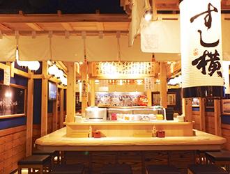 立ち寿司横丁 新宿西口 求人情報