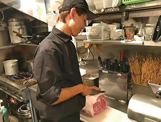 肉屋の台所  道玄坂ミート ぶたキム
