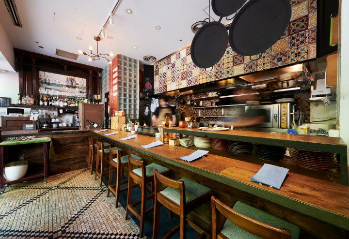 炭火焼スペインバル Mon-CiRCULO 丸の内