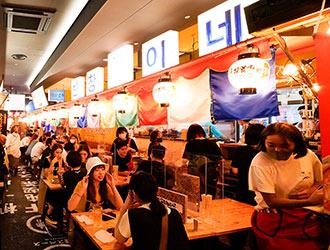 韓国食市(渋谷横丁) 求人情報